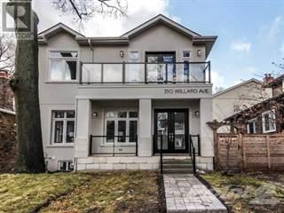 Single Family for sale in 350 WILLARD AVE, Toronto, Ontario