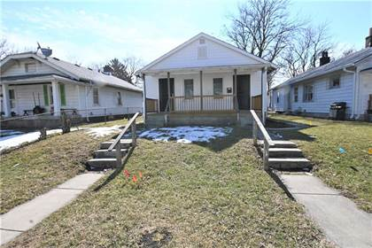 Residential Property for rent in 1327 East Bradbury Avenue, Indianapolis, IN, 46203