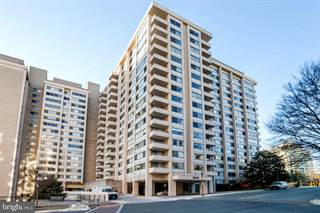 Condo for sale in 5500 FRIENDSHIP BOULEVARD 2403N, Chevy Chase, MD, 20815