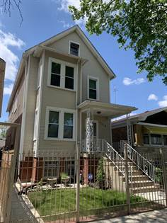 Multifamily for sale in 1728 North KEELER Avenue, Chicago, IL, 60639