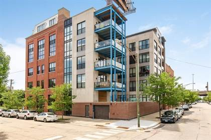 Residential Property for sale in 1600 South Jefferson Street 201, Chicago, IL, 60616
