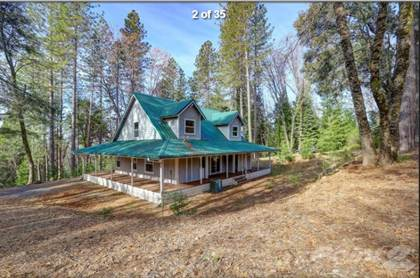 Residential Property for sale in $449,000...14103 RYANS RANCH.  12 ACRES, Grass Valley, CA, 95945