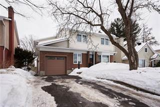 Single Family for sale in 617 GAINSBOROUGH AVENUE, Ottawa, Ontario, K2A2Y7