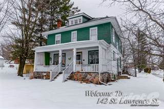 Residential Property for sale in 142 St Lawrence St. Madoc, Madoc, Ontario
