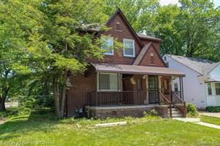 Single Family for sale in 16216 AVON Avenue, Detroit, MI, 48219