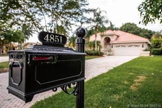 Single Family for sale in 4851 Chardonnay Dr, Coral Springs, FL, 33067