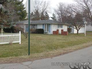 Single Family for sale in 1278 Cleveland, Owosso, MI, 48867