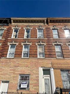 Residential Property for sale in 541 Central Avenue, Brooklyn, NY, 11207