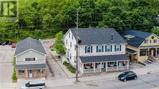 Multi-family Home for sale in 159-161 Main Street S, Guelph - Eramosa, Ontario