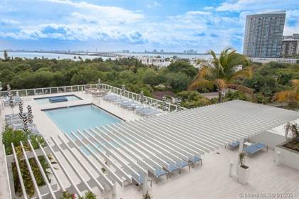 Residential Property for sale in 4250 Biscayne Blvd 916, Miami, FL, 33137