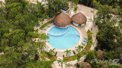 Residential Property for sale in New Condo in Gated Community 2 BR/1Bath, Puerto Morelos, Quintana Roo