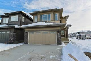Single Family for sale in 1627 AINSLIE LN SW, Edmonton, Alberta