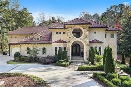 Residential for sale in 7855 Saddle Ridge Drive, Sandy Springs, GA, 30350