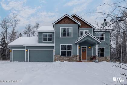 Residential Property for sale in 3395 W Secluded Meadows Loop, Wasilla, AK, 99654