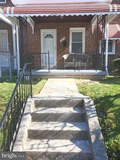 Residential for sale in 3913 BAREVA RD, Baltimore City, MD, 21215