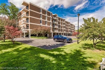 Residential Property for sale in 600 W BROWN ST APT 410, Birmingham, MI, 48009