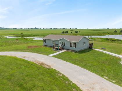 Farm And Agriculture for sale in 445551 E 80 Rd, Welch, OK, 74369