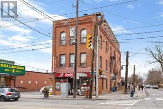 Retail Property for sale in 1347 QUEEN ST W, Toronto, Ontario, M6K1L8