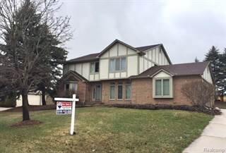 Single Family for sale in 21659 SHEFFIELD Drive, Farmington Hills, MI, 48335