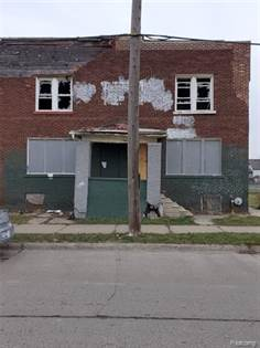 Residential for sale in 2010 MULLANE Street, Detroit, MI, 48209