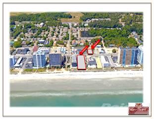 Land for sale in 2909 S Ocean Blvd, Myrtle Beach, SC, 29577