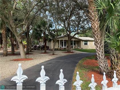 Residential Property for sale in 14319 SW 17th St, Davie, FL, 33325