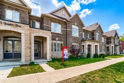 237 Inspire Blvd,    Brampton,OntarioL6R3W6 - honey homes