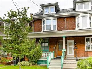 Townhouse for sale in 517 Indian Grove, Toronto, Ontario