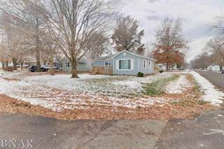 Single Family for sale in 421 NE Third St, Hopedale, IL, 61747