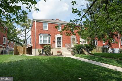 Residential for sale in 5016 BALTIMORE NATIONAL PIKE, Baltimore City, MD, 21229