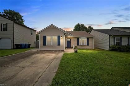 Residential Property for sale in 1522 Oak Knoll Lane, Virginia Beach, VA, 23464