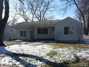 Single Family for sale in 20435 LOUISE Street, Livonia, MI, 48152
