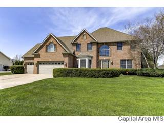 Single Family for sale in 3215 Falcon Point, Springfield, IL, 62711