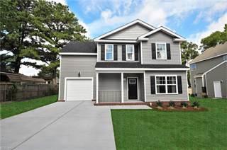 Single Family for sale in MM Chestnut @ Hulls Creek, Portsmouth, VA, 23707
