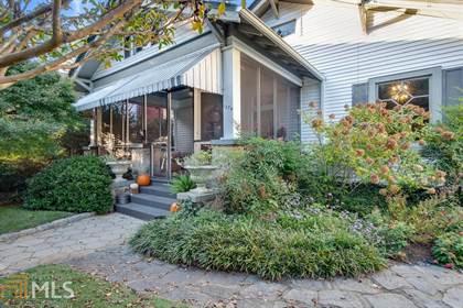 Residential Property for sale in 1274 Druid Place NE, Atlanta, GA, 30307