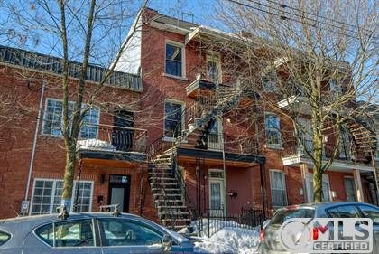 Multifamily for sale in 4746-4750 Rue Cartier, Montreal, Quebec