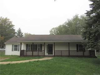 Single Family for sale in 3515 E Street, Oxford, MI, 48371