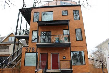 Single Family for sale in 378 Wardlaw AVE 1, Winnipeg, Manitoba, R3L0L7