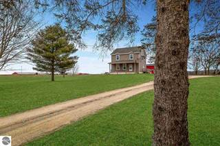 Single Family for sale in 11143 W Gratiot County Line Rd., North Shade, MI, 48811