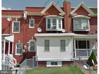 Townhouse for sale in 138 N 32ND STREET, Camden, NJ, 08105