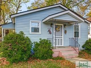 Single Family for sale in 1219 E Park Avenue, Savannah, GA, 31404