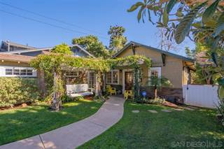 Single Family for sale in 4361 Hermosa Way, San Diego, CA, 92103