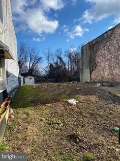 Lots And Land for sale in 4743 MAPLE LANE, Philadelphia, PA, 19124