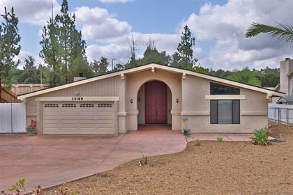 Residential Property for sale in 25189 Poderio Dr, Ramona, CA, 92065