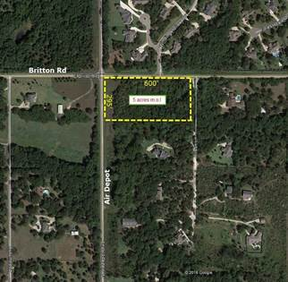 Lots And Land for sale in 9301 Allison Lane, Oklahoma City, OK, 73151