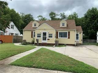Single Family for sale in 3403 Vimy Ridge Avenue, Norfolk, VA, 23509
