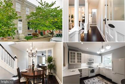 Residential Property for sale in 1105 W OSTEND STREET, Baltimore City, MD, 21230