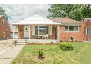 Single Family for sale in 10023 Inkster Road, Livonia, MI, 48150