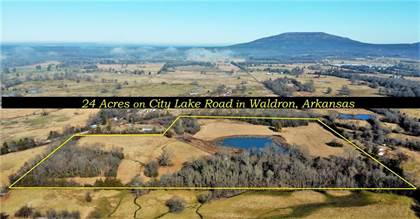Lots And Land for sale in TBD City Lake  RD, Waldron, AR, 72958