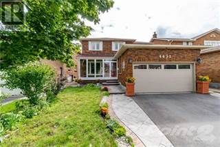 Single Family for sale in 4432 SEDGEFIELD RD, Mississauga, Ontario